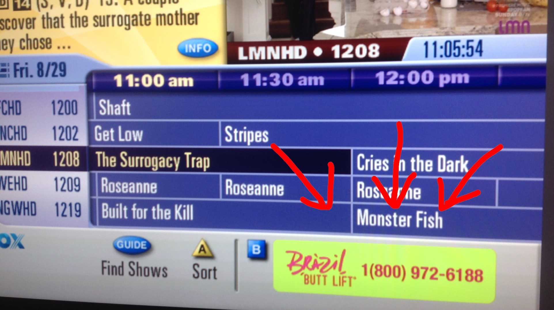 Cox goleta tv guide.
